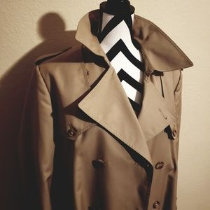 Vintage trench coat by Christian Dior